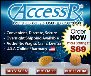 Buy Viagra, Cialis, and Levitra Online at AccessRx.com