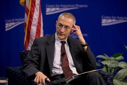 John Podesta (Image from www.americanprogress.org)