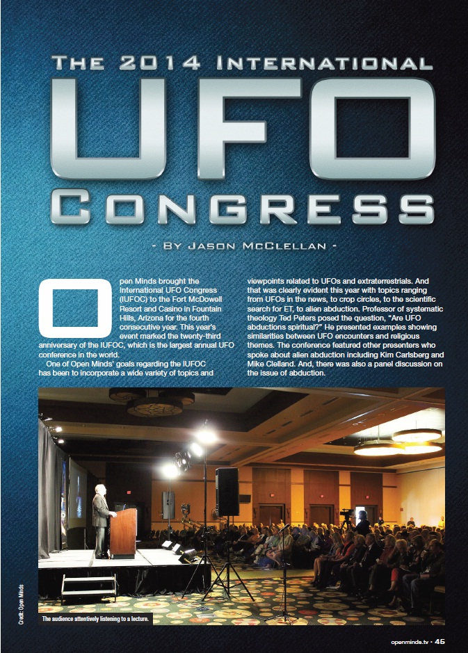 2014 ufo congress review pt. 1