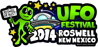 2014 Roswell UFO Festival