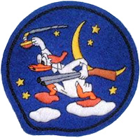 Night Fighter Squadron Emblem
