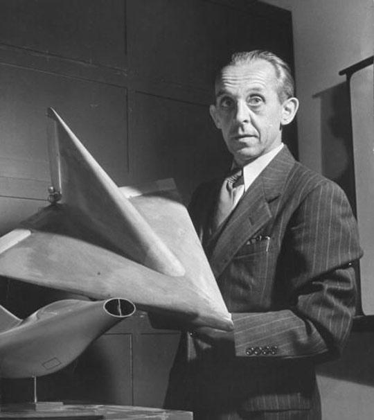 Dr. Alexander Lippisch