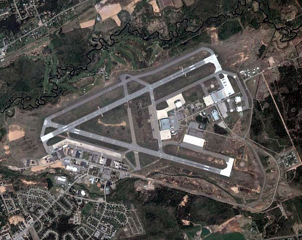 CFB Greenwood. (Credit: NASA/Wikimedia Commons)