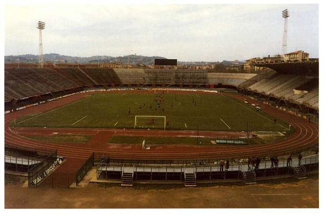 Stadio Artemi Franchi. (Credit: Narayan89/Wikimedia Commons)