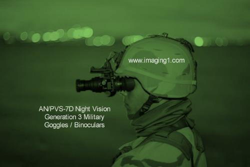 PVS-7D Night Vision Goggles. (Credit: www.imaging1.com)
