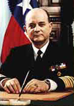 Admiral Martinez Bush