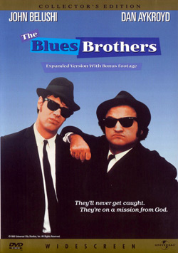 The Blues Brothers DVD cover