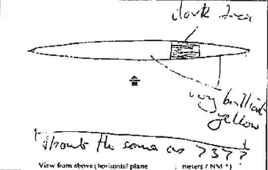 Bowyer UFO Drawing