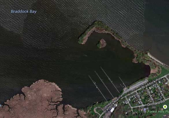 Braddock Bay (Credit: Google Maps)