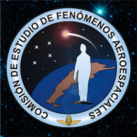 Logo of the Commission for the Study of Aerospace Phenomena