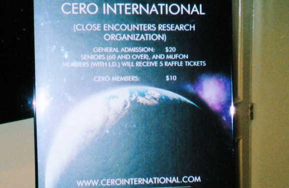 The Close Encounter Research Organization Goes International