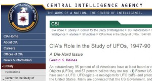News magazine examines UFOs and government transparency