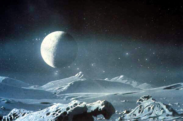 Charon Moon: Subsurface Liquid Water May Have Existed On Pluto's Moon