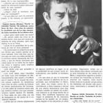 Ciclope Gabriel Garcia Marquez Interview