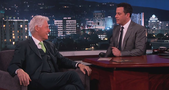 Clinton-and-Kimmel-on-UFOs