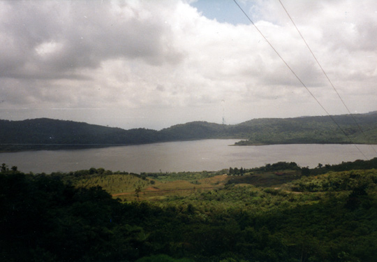Cote Lake (image credit: Antonio Huneeus)