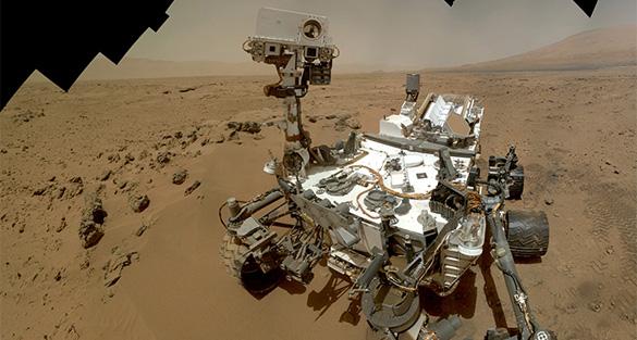 Curiosity-Rover