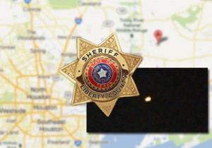 Sheriff's dept. investigating fireball UFOs near Houston
