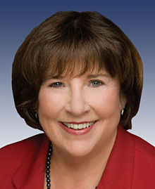 Darlene Hooley, former member of the U.S. House of Representatives from Oregon's 5th district.
