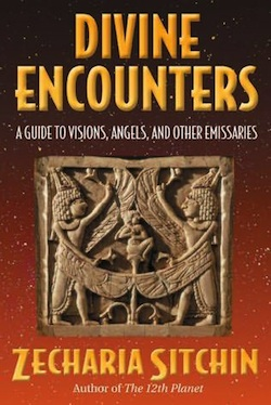 Divine Encounters Book Cover