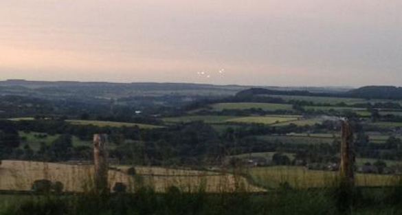 Dorset-UFOs