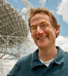 Duncan Lorimer, Professor of Physics and Astronomy, West Virginia University.  (Credit: West Virginia University)