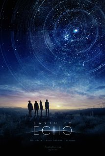 Earth to Echo poster. (Credit: Walt Disney Studios)