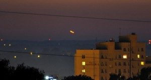 UFO photographed over Polish town of Elblag