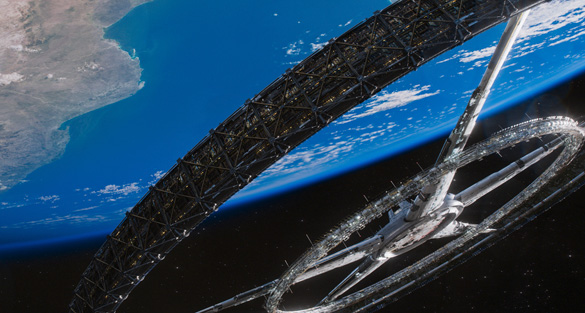 Interview with former NASA space station director on Elysium and UFOs