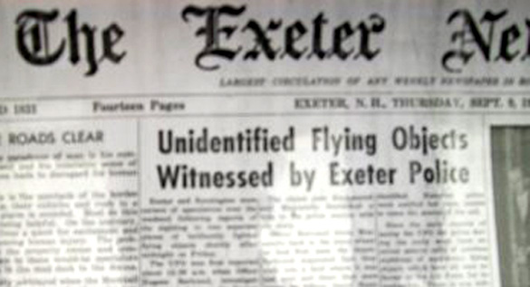 Exeter Newspaper Story