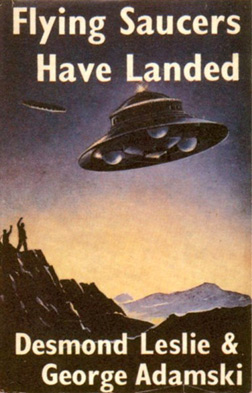 Adamski's first book regarding his alien encounters.