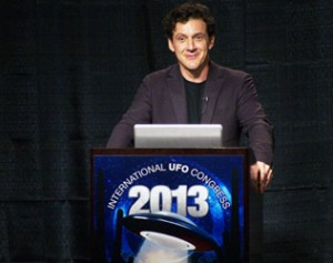 James Fox at the IUFOC 2013
