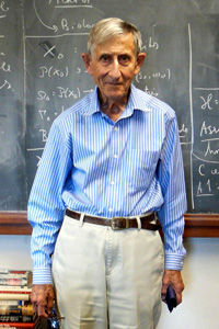 Freeman Dyson (Credit: Seton Hall University)