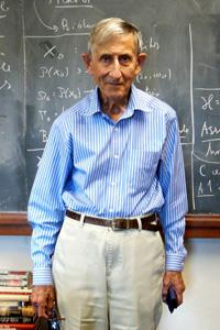 Freeman Dyson (Credit: Seton Hall University)