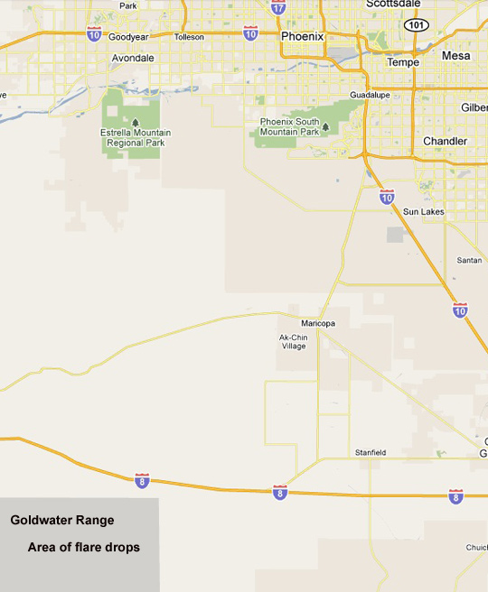 Google map of the area.
