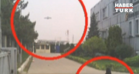 Security guard in Turkey photographs UFO (Video)