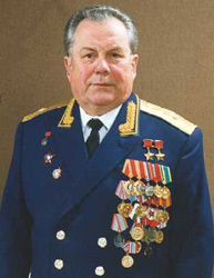General Pavel Popovich
