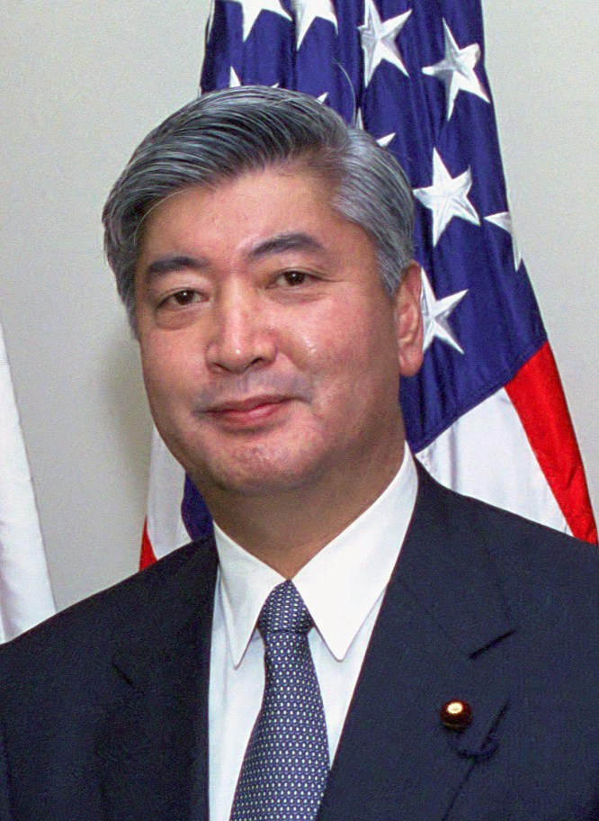Japan's defense minister Gen Nakatani. (Credit: US Department of Defense/Wikimedia Commons)