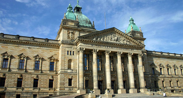 Supreme court forces German parliament to release report on UFOs German-Supeme-Court-ftr