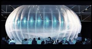 Google Loon Balloon