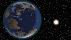 Another super-Earth discovered, potentially habitable
