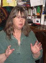 Suzie Jones (image credit: Rick Nelson)