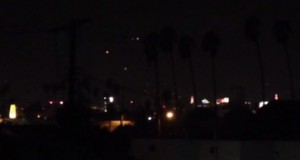 New Year's Eve UFO reports over California baffle witnesses and news reporters