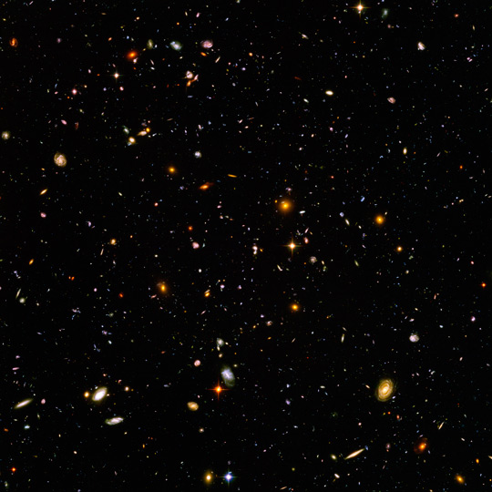 Hubble Ultra Deep Field. (image credit: NASA)