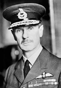 Lord Hugh Dowding (image credit: RAF)