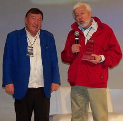 Erich Van Daniken and Jaime Maussan.
