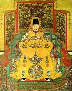 Emperor Jiajing