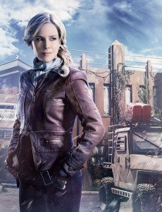 Julie Benz Defiance