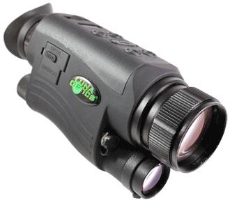 Luna Optics LN-DM50-HRSD night vision camera, like the one used to capture the UFO video. (Credit: Luna Optics)