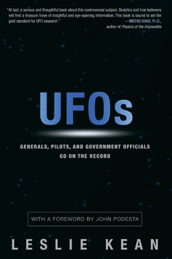 Kean's new UFO book includes top officials | Openminds.tv